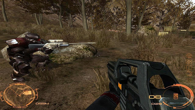Chrome Spec Force PC Game