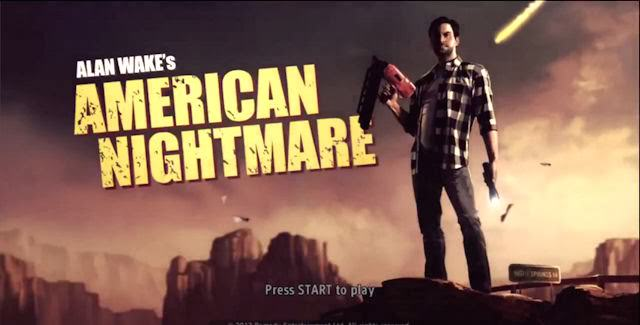 Alan Wakes American Nightmare PC Game Free Download (1.07GB)
