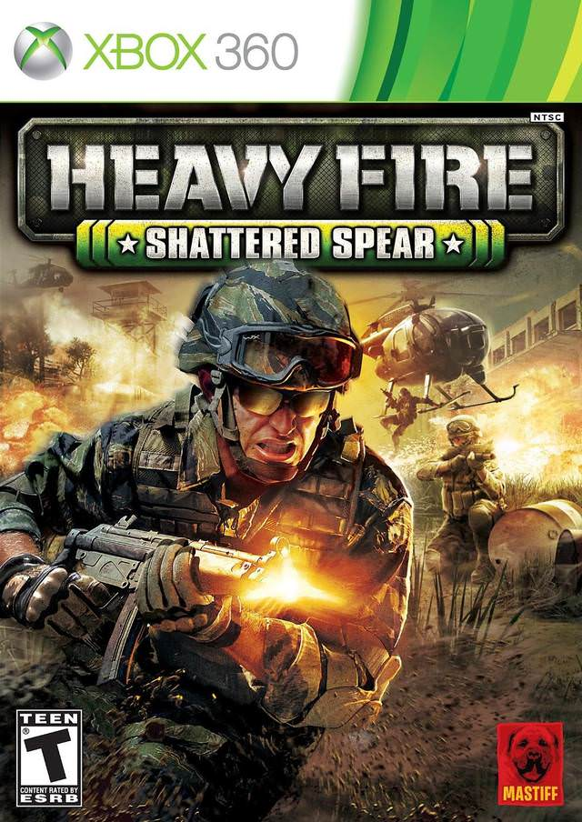 Heavy Fire Shattered Spear PC Game