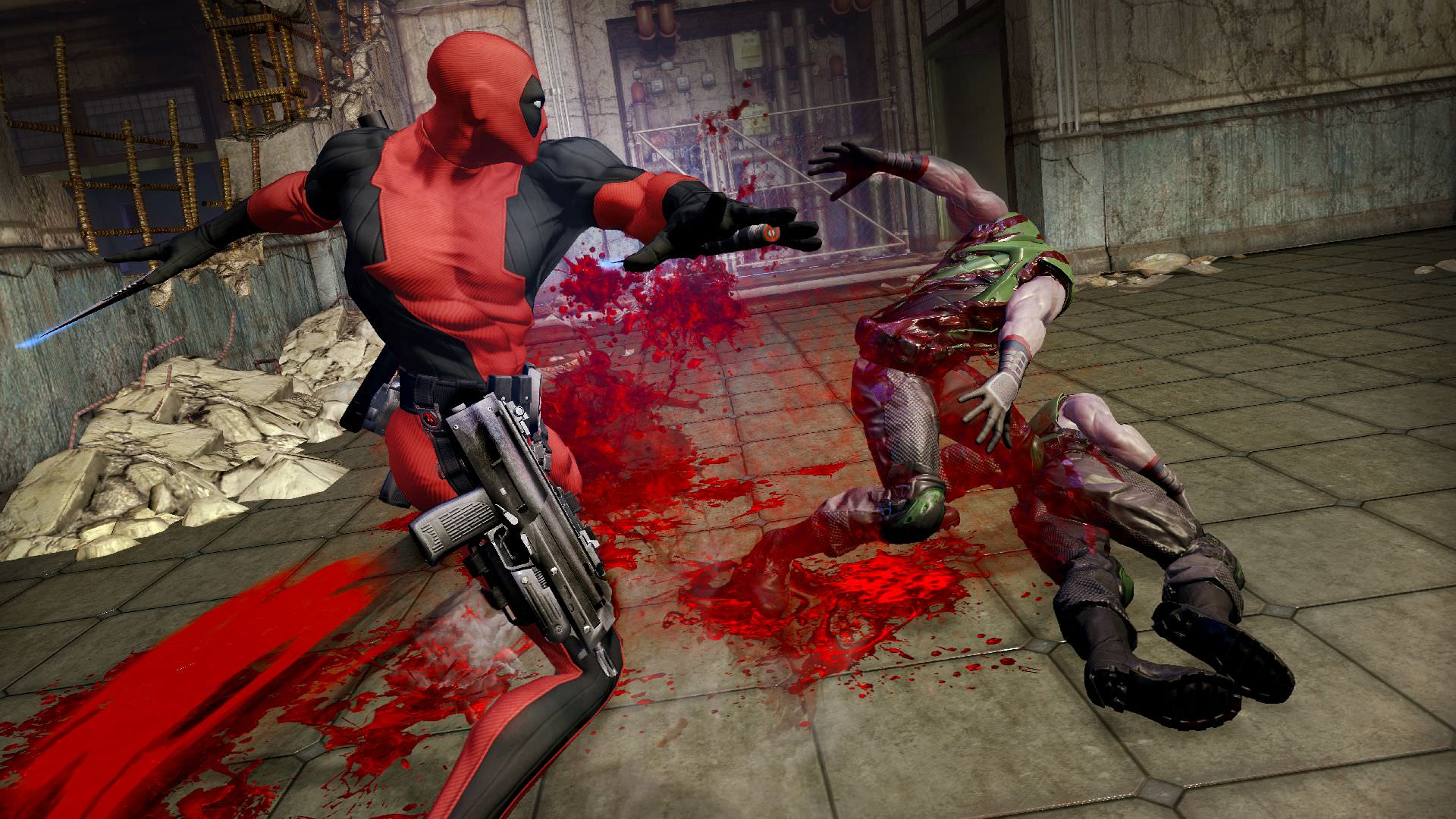 Deadpool 2013 PC Games Free Download 6GB