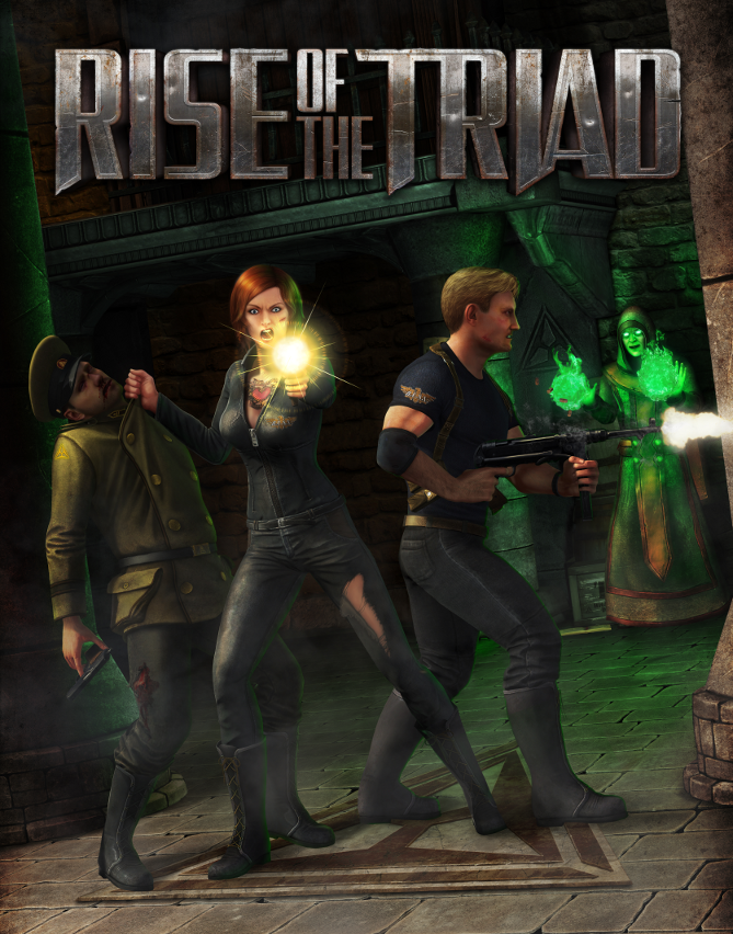 Rise of the Triad 2013 PC Game Free Download 6.4 GB Ripped