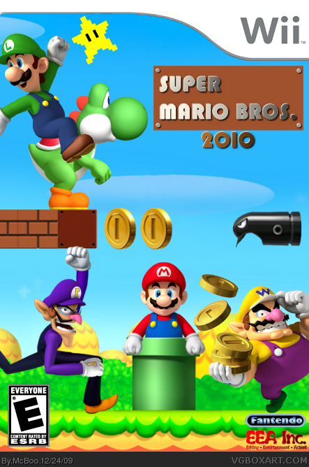 Super Mario Bros Kostenlos Downloaden