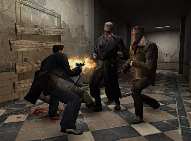 Max Payne 2 Full Verison Rip PC Game Free Download 1.1GB