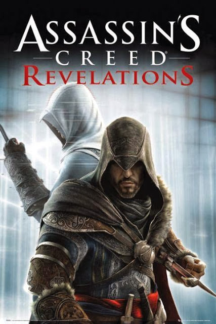 Assassins Creed Revelations Compressed PC Game Free Download 3.4GB